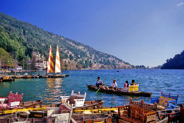 Places of Nainital